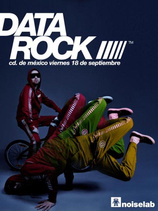 Datarock en México / Noiselab