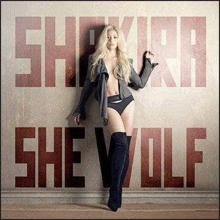 """""""She Wolf"""" Shakira"""