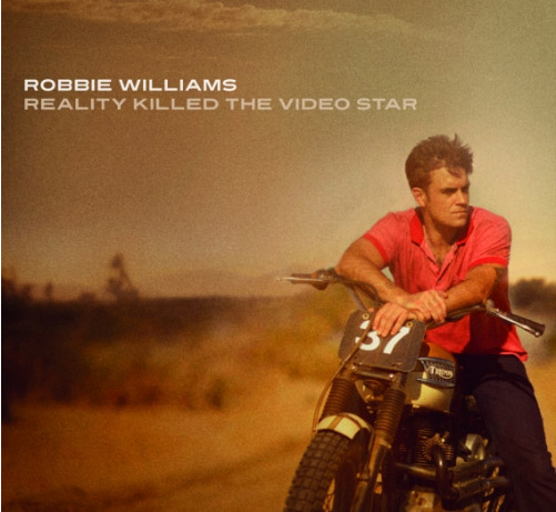 "Portada de ""Reality Killed The Video Star"""