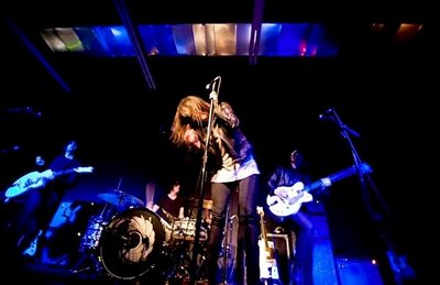 The Dead Weather en concierto