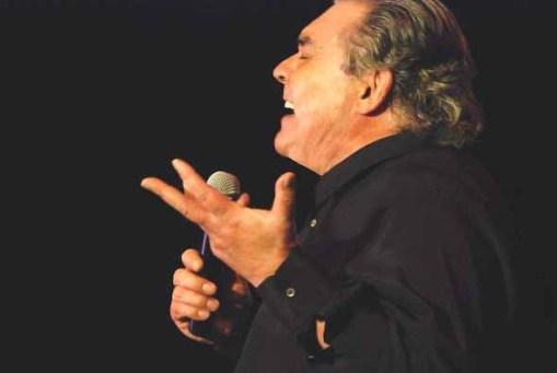 Alberto Cortez en escena